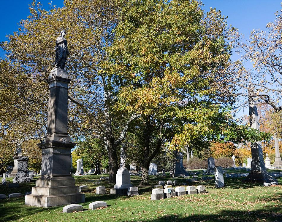 Graceland Cemetery Audio Tour